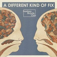 Bombay Bicycle Club - A Different Kind Of Fix NEW CD