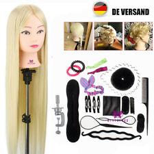 Neverland Beauty 30'' Salon Practice Übungskopf Friseurkopf Styling Mannequin DE