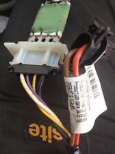 Original 2007-2012 Peugeot 207 SW heater blower motor resistor