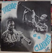 TURENNE ET SA CLARINETTE FRENCH LP DISQUES CELINI RECORDS