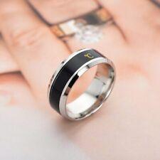 Don't miss this Brand New Titanium Steel Mood Temperature Sensitive Ring!