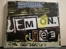 FOOLS GARDEN - LEMON TREE - FINALLY - SPIRIT '91 cd singolo slim case 1995