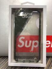 Native Union CLIC Crystal Case for iPhone 7 Plus, iPhone 8 Plus - Transparent Cl