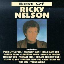 Rick Nelson, Ricky Nelson - Best of [New CD]