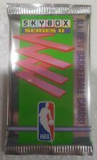 1 x SKYBOX 1991-92 Packet NBA Basketball Cards (Series 2)