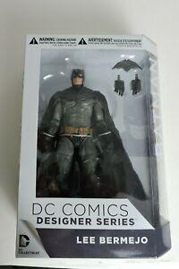"""BATMAN Lee Bermejo Designer Series DC Collectibles  6"""" Action Figure DC Comics"""
