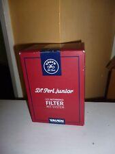 VAUEN Dr Perl Junior Pipe Filters  9mm 180 Pack NEW