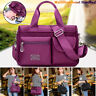 Nylon Women Waterproof Crossbody Bags Casual Shoulder Bag Messenger Handbag