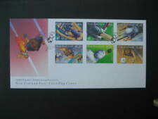 NEW ZEALAND FDC-2000 OLYMPIC & SPORTING PURSUITS SG 2347/52