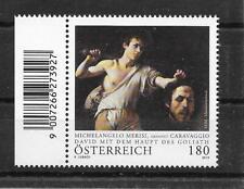 O107 Austria/pinturas-Caravaggio MiNr 3452 **