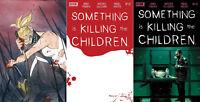 SOMETHING is KILLING the CHILDREN #12 1:25 PEACH MOMOKO variant 1st print 11/18
