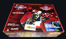 ARCADE STICK THE KING OF FIGHTERS 2000 2001 LIMITED EDITION PLAYSTATION 2