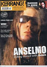 ANSELMO / MARILYN MANSON / KORNKerrangno.894Mar92002