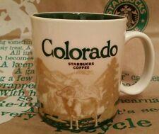 Starbucks Coffee Mug/Tasse/Becher COLORADO, Global Icon Serie, NEU & unbenutzt!!