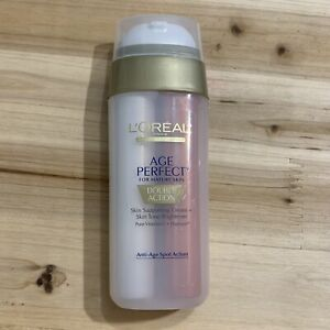 L'Oreal Dermo-Expertise Age Perfect Double Action Mature Skin Cream Toner 1.0 OZ