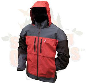 2XL Frogg Toggs Frog Toggs Anura Rain Jacket Gear Wear Red NTG65120-11077XX