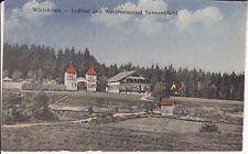 Postkarte - Wörishofen / Luftbad und Waldrestaurant Sonnebüchl