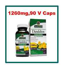 Nature's Answer Dandelion Root 1260 mg - 90 Vegetarian Capsules,Exp Date:03/2021