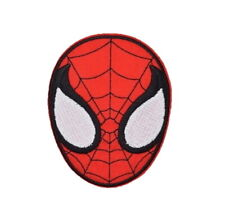 1 Écusson Brodé Thermocollant NEUF (Patch) Spiderman Spider-Man Marvel (Ref 1)