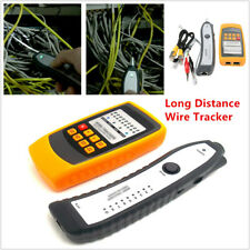 Long Distance Wire Tracker Short & Open Cable Circuit Finder Tester Diagnostic