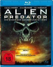 Alien Predator - Blu Ray Disc -