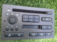1999-2005 SAAB 95 9-5 AERO AM/FM RADIO CASSETTE CD PLAYER OEM