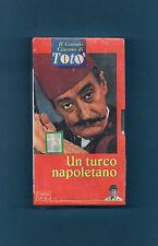 IL GRANDE CINEMA DI TOTO' - VHS - UN TURCO NAPOLETANO - SIGILLATO