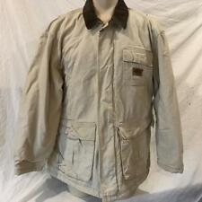 Dickies Quilted Lining Canvas Field Barn Jacket Size L