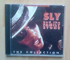SLY AND THE FAMILY STONE CD The Collection (Incl Family Affair) EX