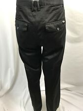 C.N.C. Costume National Costume Black Pants, Men's Euro 40/54 Fits 36W 34L
