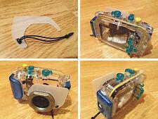 RICAMBIO DIFFUSORE FLASH piastra-CANON wp-dc26 Immersione Subacquea Case Custodia per fotocamera
