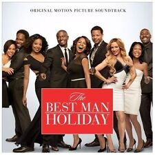 Audio CD: The Best Man Holiday: Original Motion Picture Soundtrack, Various Arti