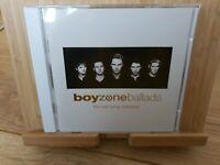 BOYZONE - BALLADS - THE LOVE SONGS COLLECTION - 044007607428 - CD ALBUM