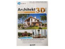 Avanquest Architekt 3D X9 Premium Software PC Windows Planung und Gestaltung Neu