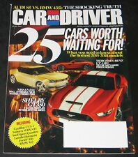 Car & Driver April 2014-25 Cars Worth Waiting For