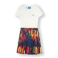 adidas Cotton Round Neck Casual Dresses for Women