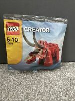 LEGO CREATOR: Triceratops Polybag Set 7604 BNSIP