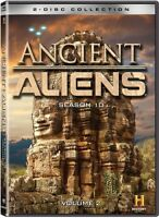 Ancient Aliens: Season 10 - Vol. 2 [New DVD]
