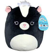 "New ListingNew 8� ""Selma the Skunk� Kellytoy Squishmallow Plush! Marshmallow Soft! 🦨🦨🦨"