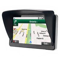 Universal Anti-reflective Sunshade Sunshine Shield for 7-inch Car GPS Navigator