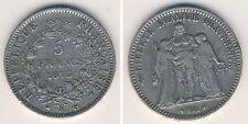 Frankreich 5 Francs 1873