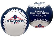 2018 ALCS Champions Boston Red Sox World Series Rawlings Collectible Baseball