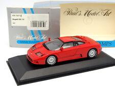 Minichamps 1/43 - Bugatti EB110 Rouge