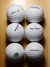 1 dozen Bridgestone B330-RXS near MINT recycled golf balls FREE SHIPPING B4