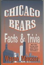 NFL Book : Chicago Bears Facts & Trivia by Wayne Mausser