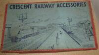 Crescent Railway Accessories - With Box - 00 Gauge