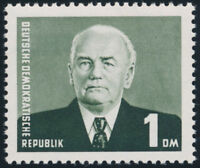 DDR 1953, MiNr. 342 bb III XII, tadellos postfrisch, Kurzbefund Paul, Mi. 150,-