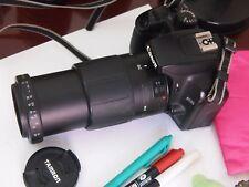 Objetivo Tamron Canon AF 80-210mm