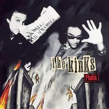The Kinks Phobia CD NEW SEALED Scattered+