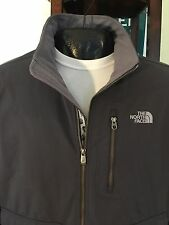 THE NORTH FACE Gray Bomber Jacket A5 Series Mens Sz M full zip Medium Tactical
